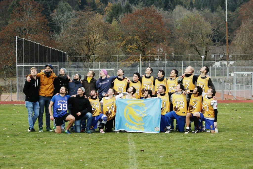 Heimsieg gegen Karlsruhe B