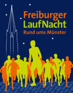 Laufnacht Logo Aufruf